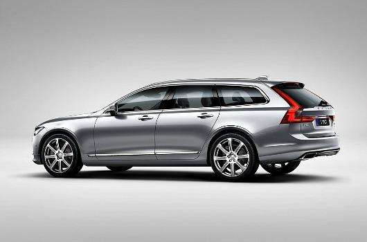 Volvo V90 Estate 2017 1024 16