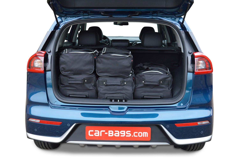kia niro 2016 – actual – bolsas para maletero