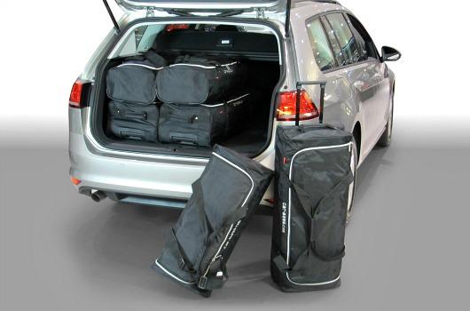 v11501s volkswagen golf vii variant 13 car bags 12